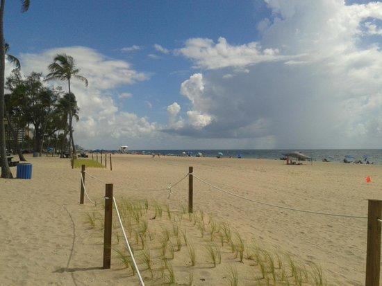 Fort Lauderdale Beach Park : plage