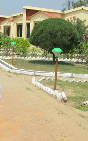 Resort Hirak Jayanti : RESORT VIEW