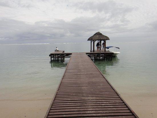 Hilton Mauritius Resort & Spa : Passeios de barco