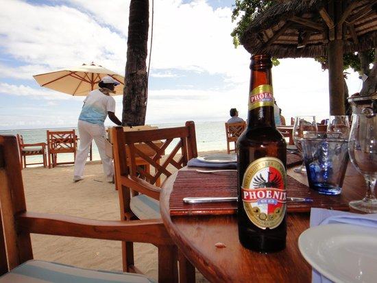 Hilton Mauritius Resort & Spa : Bar da praia