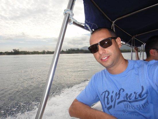 Hilton Mauritius Resort & Spa : Passeios de barco (incluso na diária)