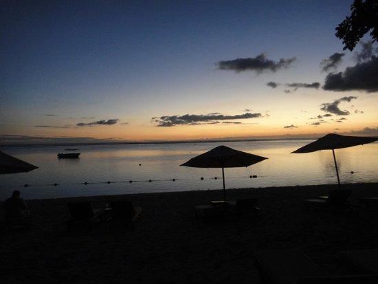 Hilton Mauritius Resort & Spa: Sunset