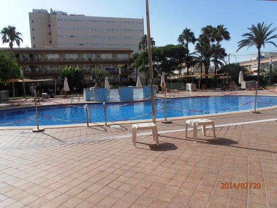Hotel Helios Mallorca: piscine de l hôtel