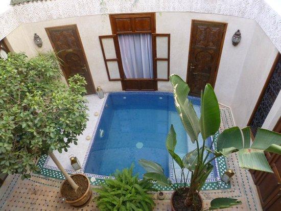 Riad de la Belle Epoque : Inside Riad La Belle Epoque