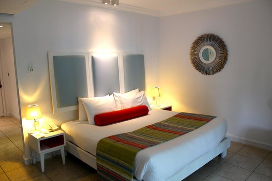 Ambre Resort & Spa: chambre