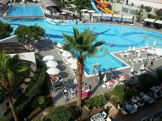 Aydinbey King's Palace Spa & Resort: Pool