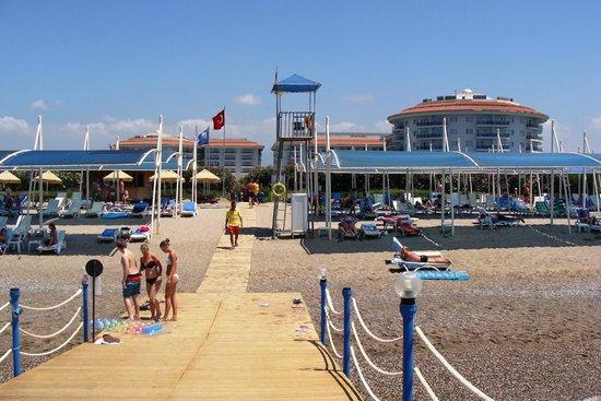 Sunconnect Sea World Resort & Spa: Plaża