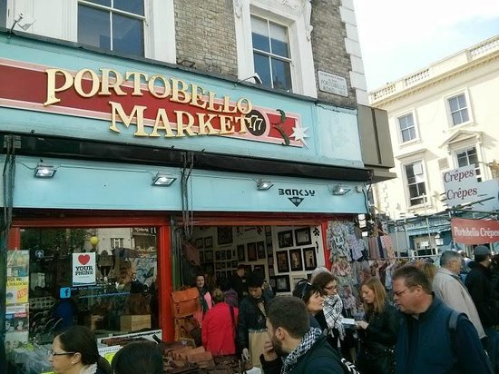 Portobello Road Market: 2