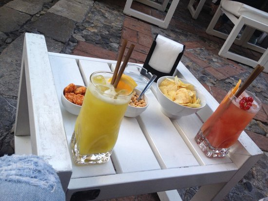 Daiquiri Lounge : Aperitivo..