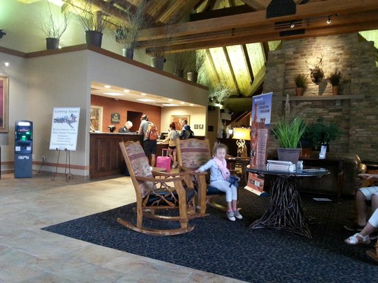BEST WESTERN PLUS Bryce Canyon Grand Hotel: hall dell'hotel