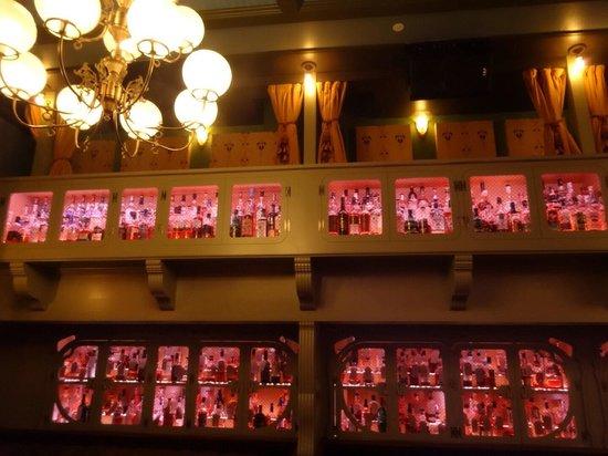 The Flatiron Room: 素晴らしいコレクション