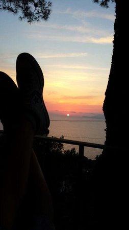 Alle Ginestre Capri Bed & Breakfast: relax