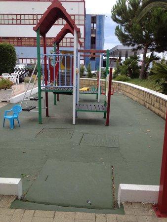 Onda Hotel: Mini parco giochi