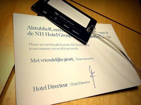 NH Atlanta Rotterdam: Top hotel met een top directeur!