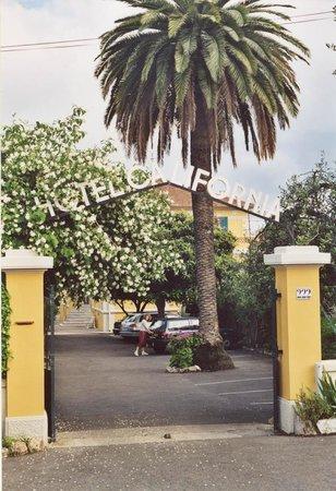 Hotel California : parking