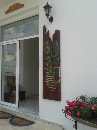Manto Studios: Reception (entrance)