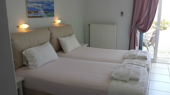 Hotel Milos - Superior room view