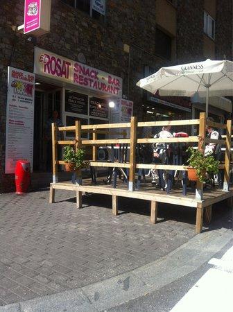 Snack Bar El Rosat