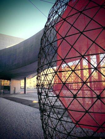 MAXXI - Museo Nazionale delle Arti del XXI Secolo : MAXXI 4