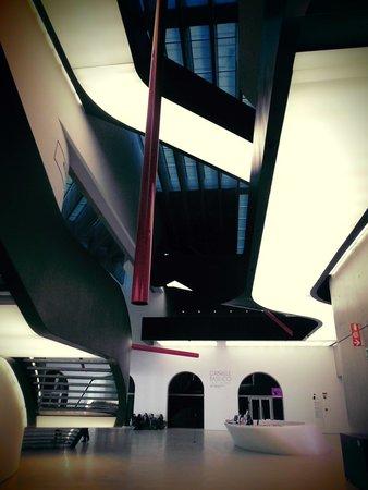 MAXXI - Museo Nazionale delle Arti del XXI Secolo : MAXXI 5