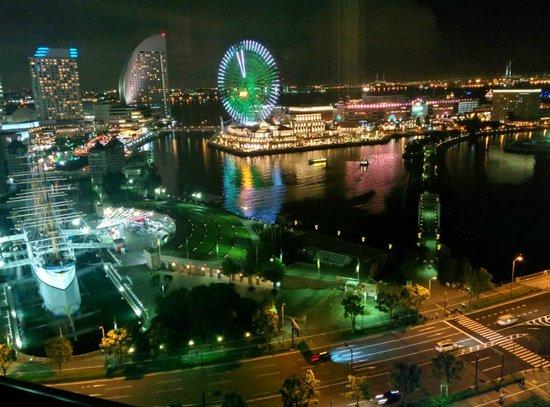 New Otani Inn Yokohama Premium : 眺望