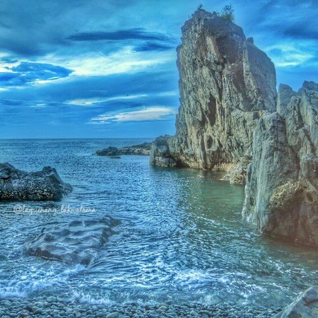 Dipaculao, Philippines: July 03, 2014