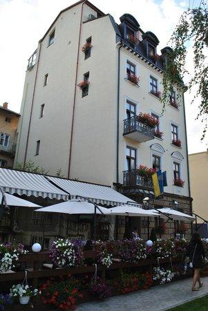 Saint Feder Hotel: St.Feder hotel