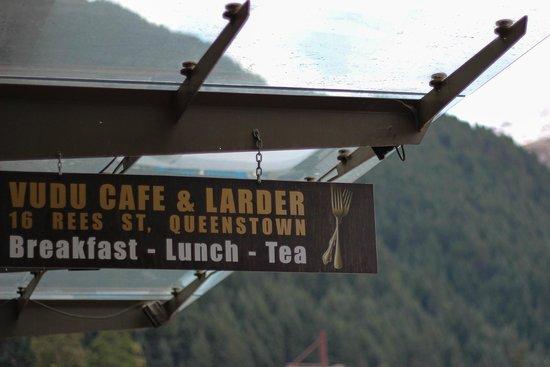 Vudu Cafe & Larder: Rees St branch reviewed, here