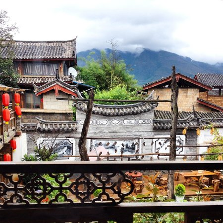 Baisha Holiday Resort Lijiang: Our beautiful view