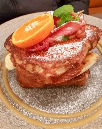 Vudu Cafe & Larder: French toast