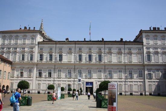 Hotel Diplomatic : palacio reale