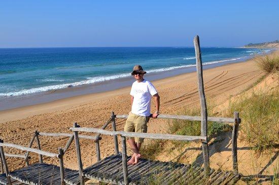 Vista Bonita: Miles of stunning beach