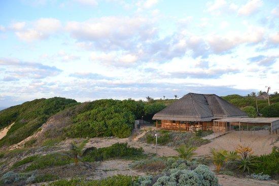 Vista Bonita: One of the casas