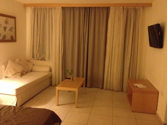Ariadne Beach: Room