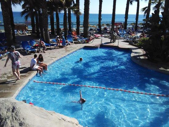 Marbella Playa Hotel : Piscina Infantil