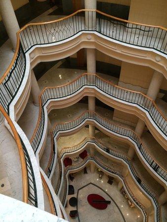 Hotel Alfonso V: Alfonso V vista