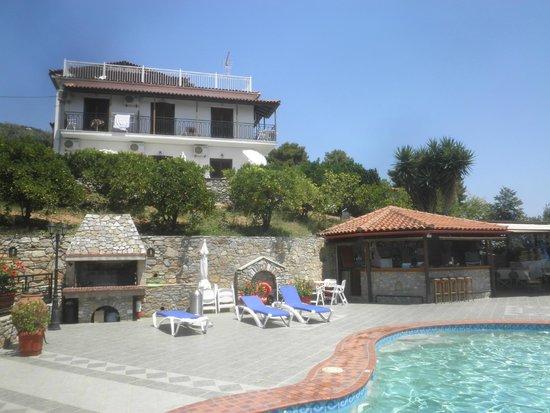 Villa Melia : villa