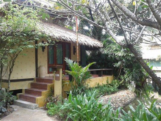 Centara Koh Chang Tropicana Resort: Наше бунгало