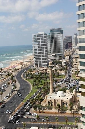 Dan Panorama Tel Aviv: View from the north side