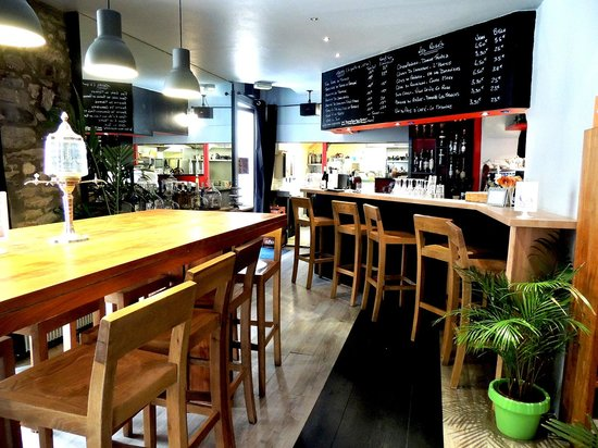 L'Absinthe Cafe : Bar/tapas