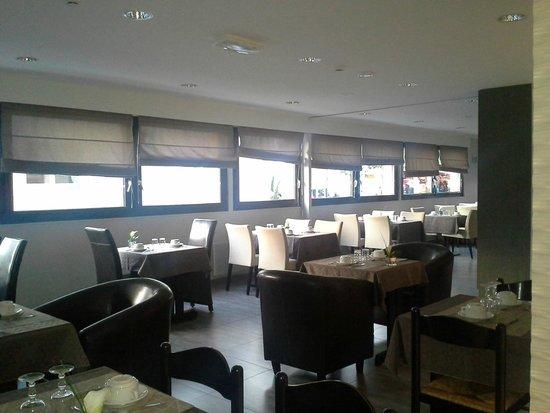 Hotel de la Baie de Somme : salle des petits déjeuners