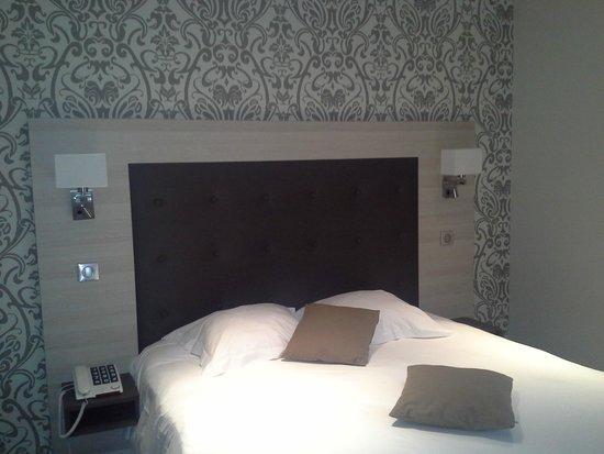 Hotel de la Baie de Somme : chambre