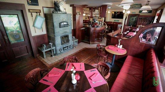 Hotel Restaurant Lamy : Brasserie