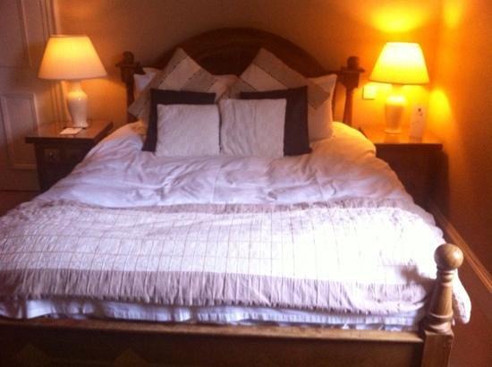Glenmoriston Town House: Notre chambre double