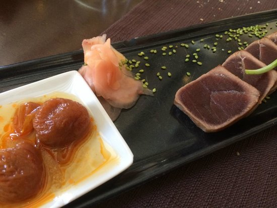 La Catedral: Tataki de atún rojo