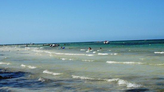 Hotel & Club Lella Meriam : Przepiekne morze