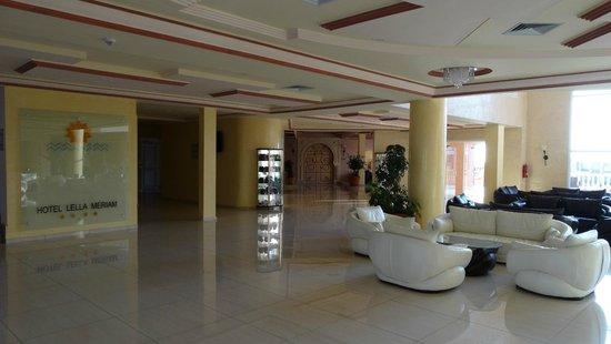 Hotel & Club Lella Meriam : Hol