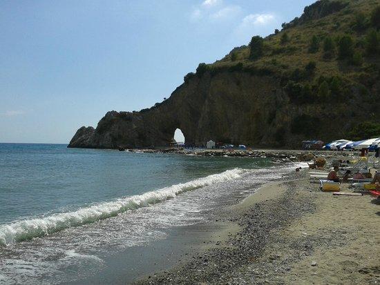 Arco Naturale Club: Spiaggia Arco Naturale