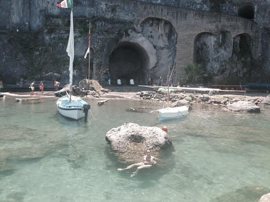 Salvatore - Picture of Stabilimento Balneare Bagni Salvatore ...