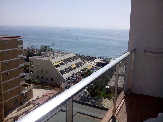 Hotel Riu Nautilus : Vistas desde la habitación 517